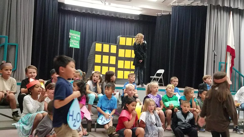 Kasey's School Play May 18 2017