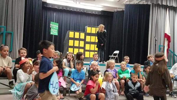Kasey's School Play May 18 2017