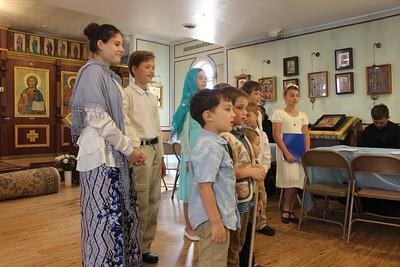 First Day of Church School