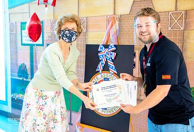 Wrenn MS Educator Receives Educator of the Year Award