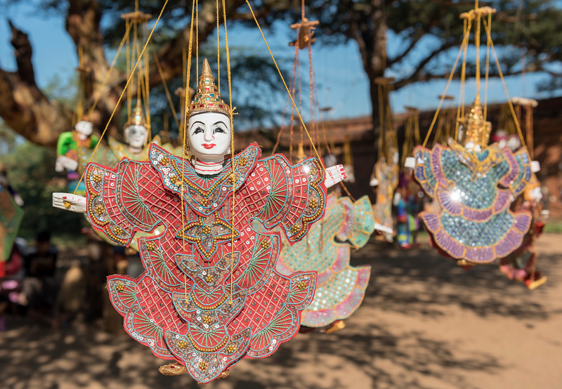 Souvenirs from Bagan