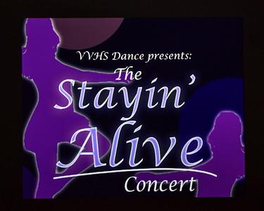 "2021 Dance Concert ""Stayin' Alive"""