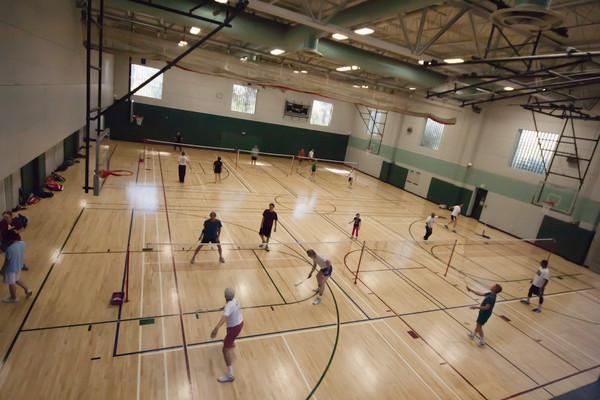 Westminster City Park Gym