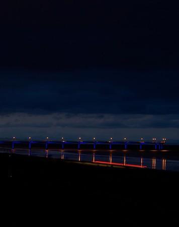 Fireworks - New Brighton Pier 2007