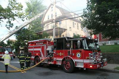 Malden, MA - 2nd Alarm, 67 Cross Street, 7-24-14