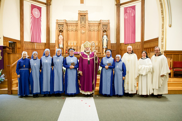 Daughters of Mary of Nazareth Vows