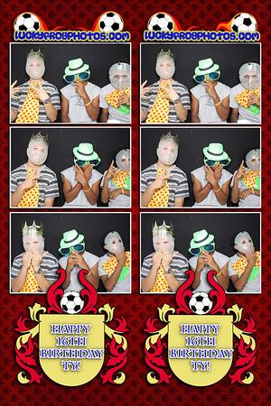 16th Birthday Party Long Beach, CA 10_19_13 (1)