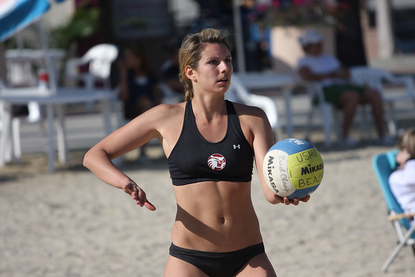 2009 USAV Collegiate Beach Volleyball Challenge (4/4/2009)