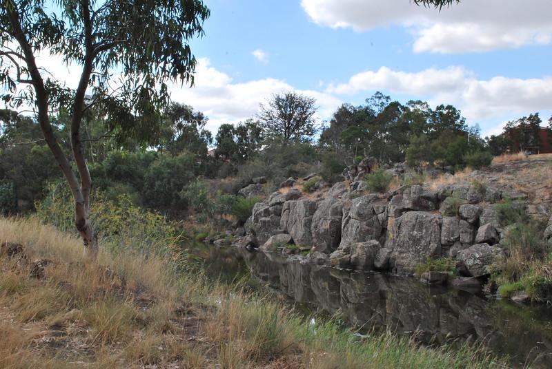 Kororoit Creek - Sunshine 2.JPG