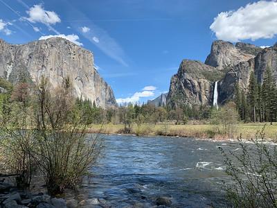 2019 0403 Leaving Yosemite