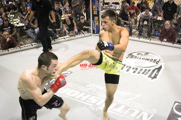 Andre Tieva vs Matt  Gaffney