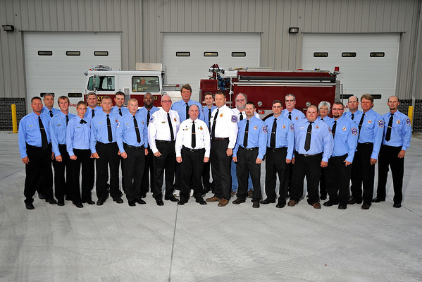 Axtell Fire Dept 2010