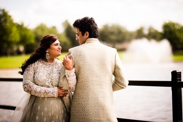 Karishma & Sunit Eng Cer