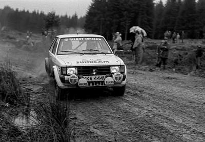 RAC Rally 1980