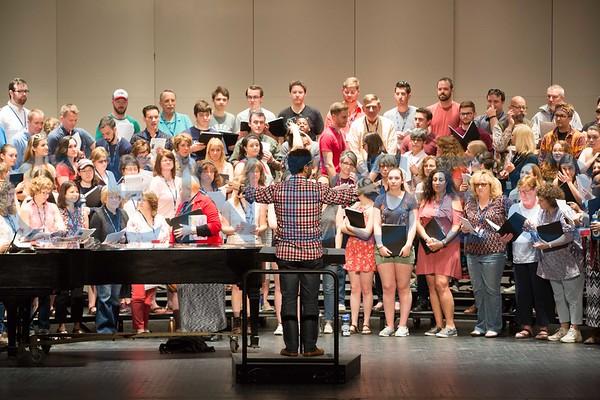 Chamber Singers 60 Year Reunion