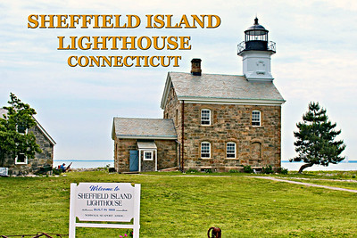 Sheffield Island Lighthouse, Connecticut