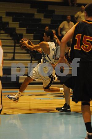 2010-2011 Boys JV- Basketball