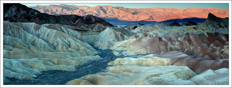 Death Valley / Zabriskie Point - 2007