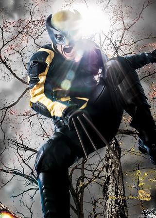 X-Men Photoshoot April 2017