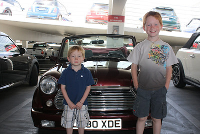 AMVIV 8 - Mini Coopers in Vegas