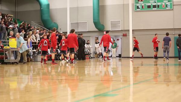 BMCHS vs Duncan Boys 2014