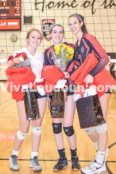 Volleyball:  Dominion vs Heritage 10.25.2016 (by Michael Hylton)