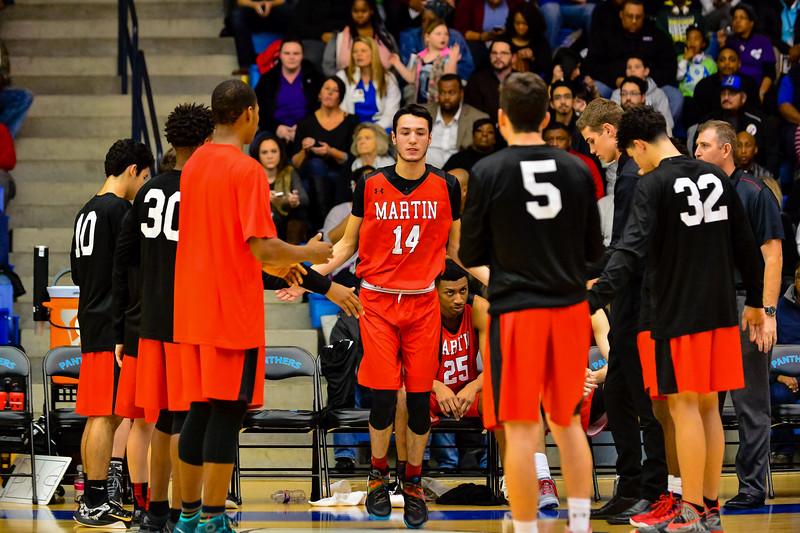 Varsity vs  Arlington Martin 01-22-16-4