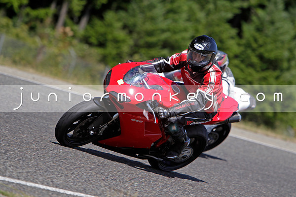 Ducati - Red 848
