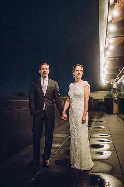 Lisa + David