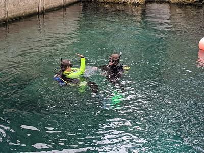 Winterim 2020 SCUBA Diving