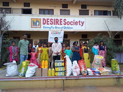 Gift A Smile-Desire Society