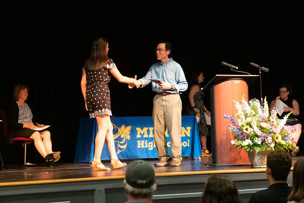 MHS 2019 Senior Scholarship Awards
