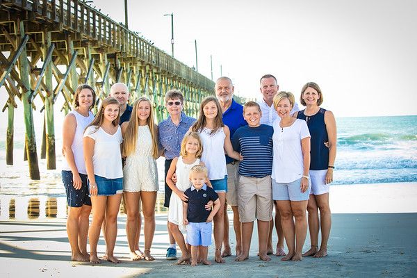 Dawn Henson Topsail Island Family photographs