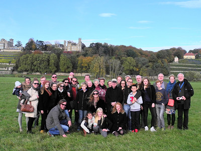 Annual Family Reunion in Dresden (18/10/13)