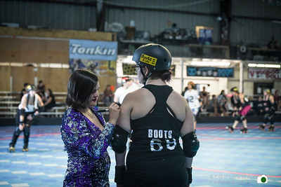 2019-09-21 Rose City Wreckers Scrimmage
