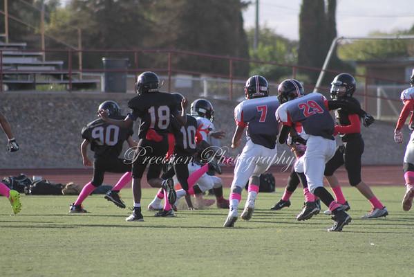vs Oakley Raiders