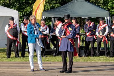 Gildefeesten Wuustwezel 2014 - Prijsuitreiking
