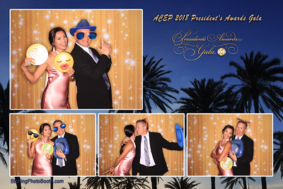 ACEP 2018 President's Awards Gala