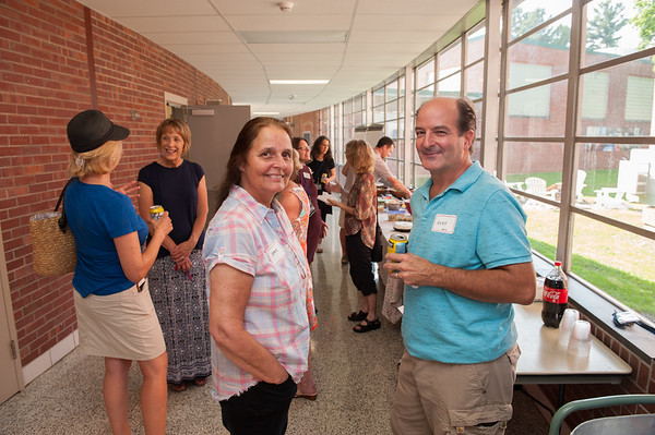 Faculty Welcome Back 2018