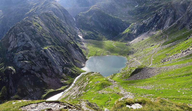 Aerial of Lake Bianco. Source: flickr