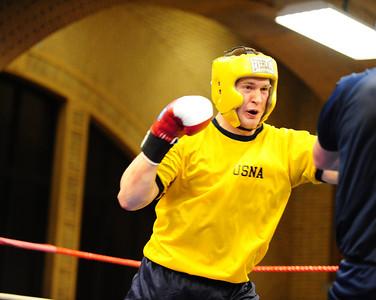Brigade Boxing Semifinals Feb. 20, 2009