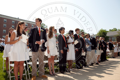 Awards, Speakers & Lining up for Diplomas