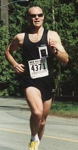 2002 Sooke River 10K - Keith Wakelin