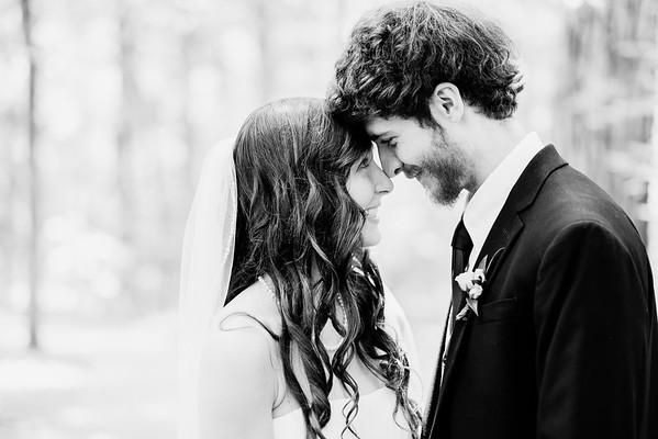 wedding: macy and christian