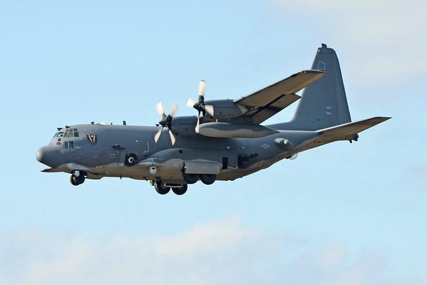 Lockheed AC-130Us