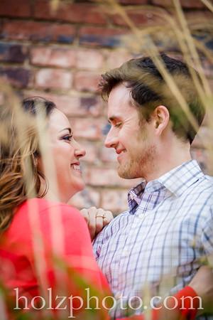 Kellie & Andrew Color Engagement Photos