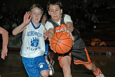 Youth Basketball Boys
