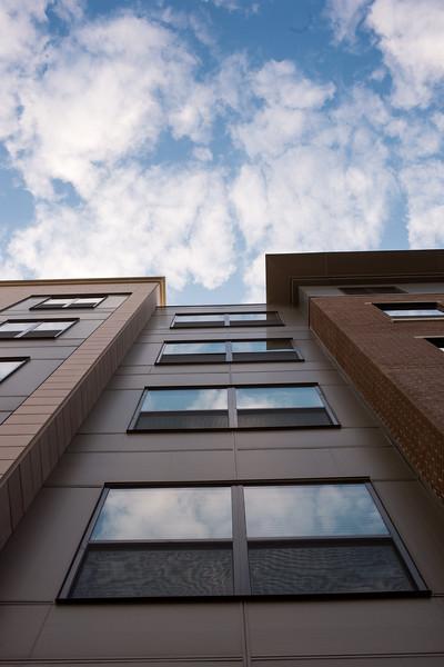 500 Wabash residence hall