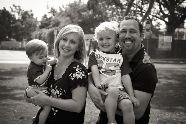 Krystal & Todd Family