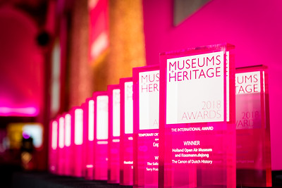 Museum & Heritage Awards 2018